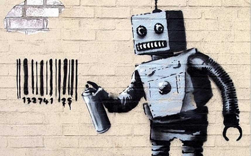 9. Этот робот был найдет на Кони-Айленд в США.