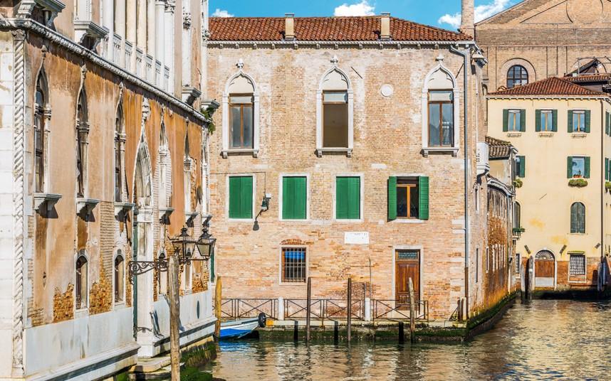 3. Венеция, Италия.
