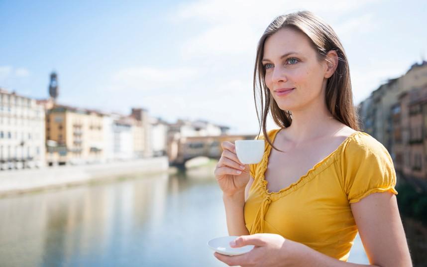 11. Любимый кофе итальянцев – крепкий эспрессо. Итальянцы его просто обожают.