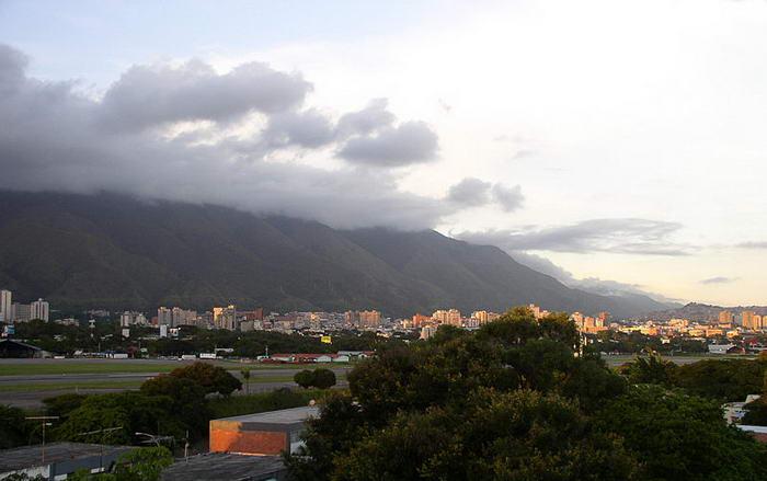 5. Каракас, Венесуэла.