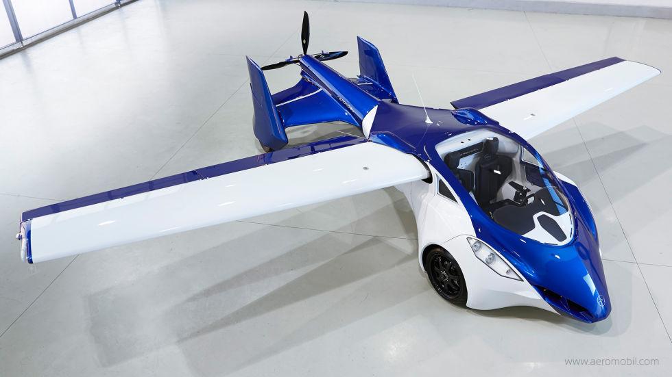 12. AeroMobil 3.0.