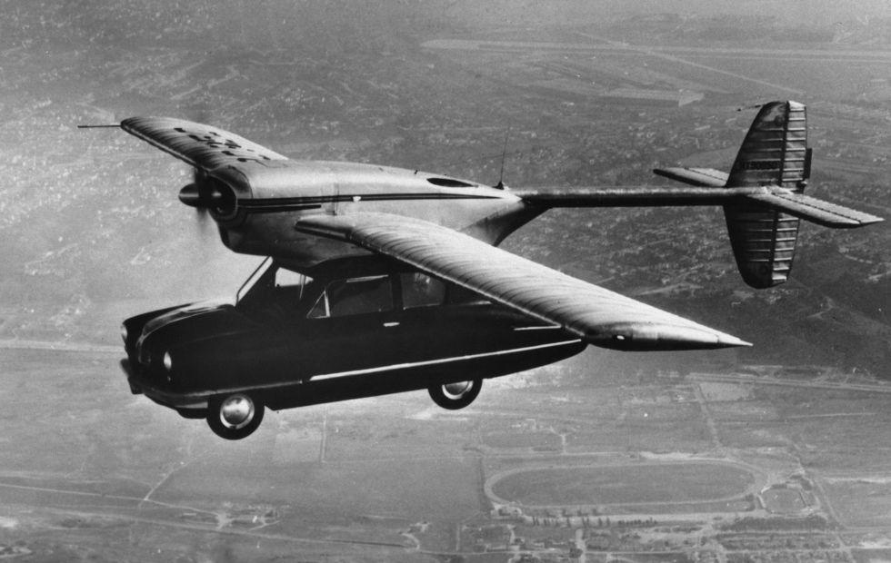 5. ConVairCar Model 118, 1947 год.