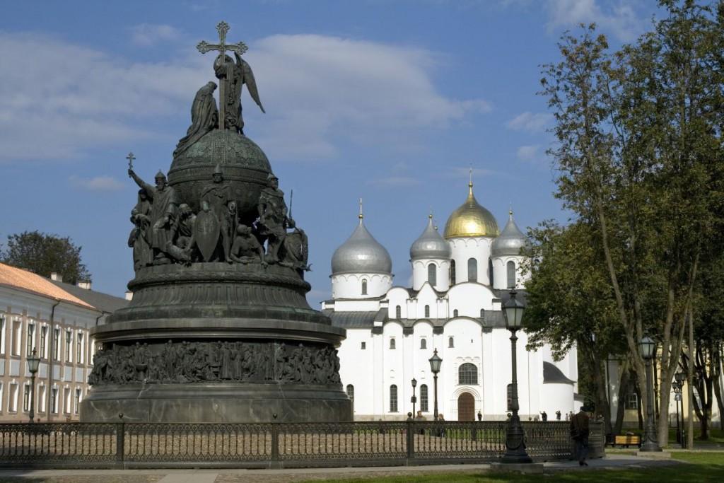 13. Великий Новгород, Новгородская область.