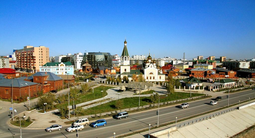 17. Якутск, Республика Саха.