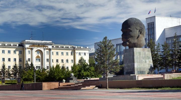 24. Улан-Удэ, Республика Бурятия.
