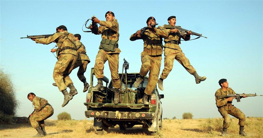 16. Пакистан.