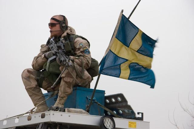 18. Швеция.