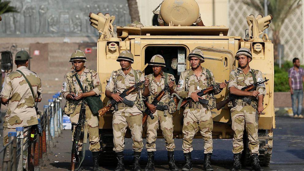 21. Египет.
