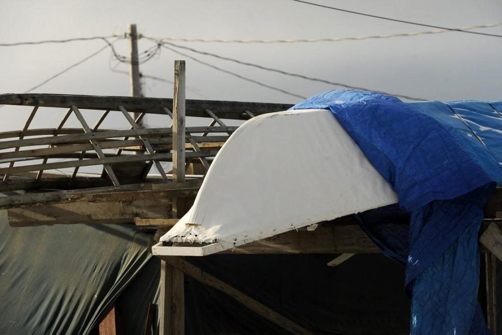 10. Лодка из кожи, используемая для китобойного промысла.
