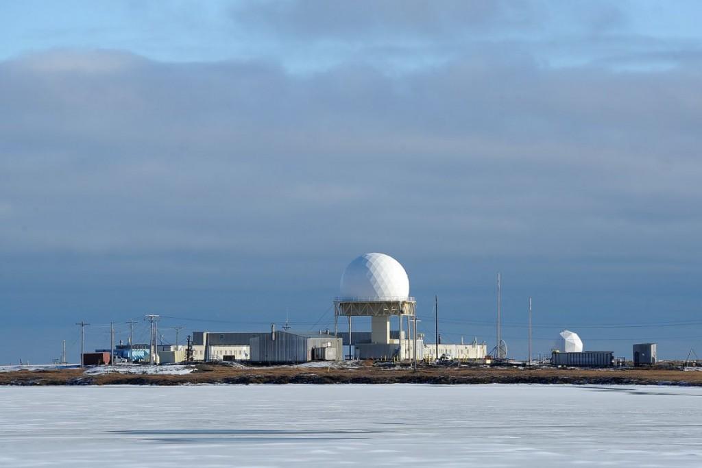 36. Системы радиолокационного контроля ВВС США.