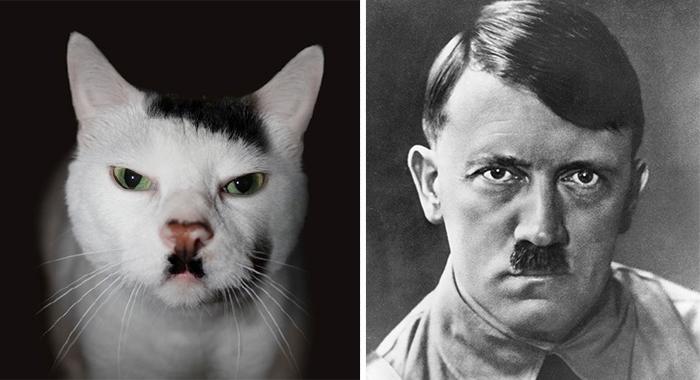 7. Адольф Гитлер.