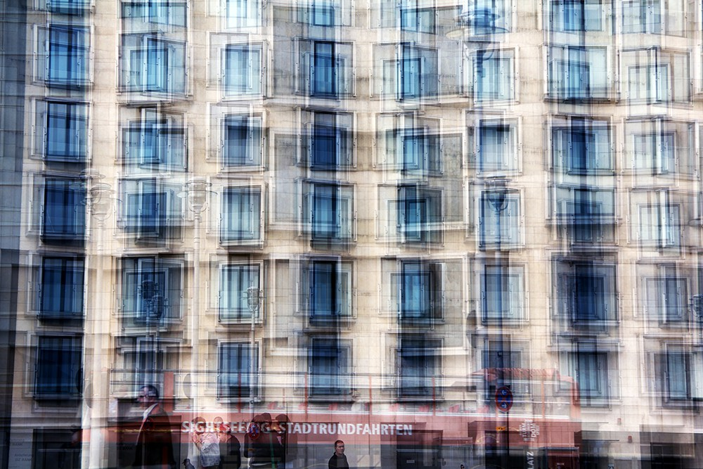 14. Окна, Берлин.