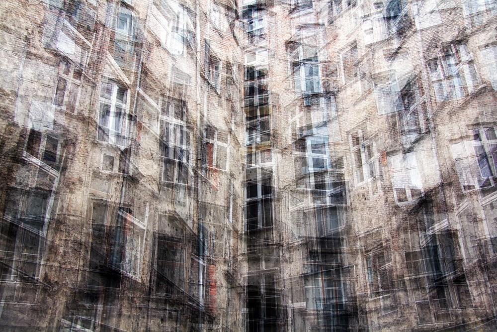 3. Окна, Берлин.