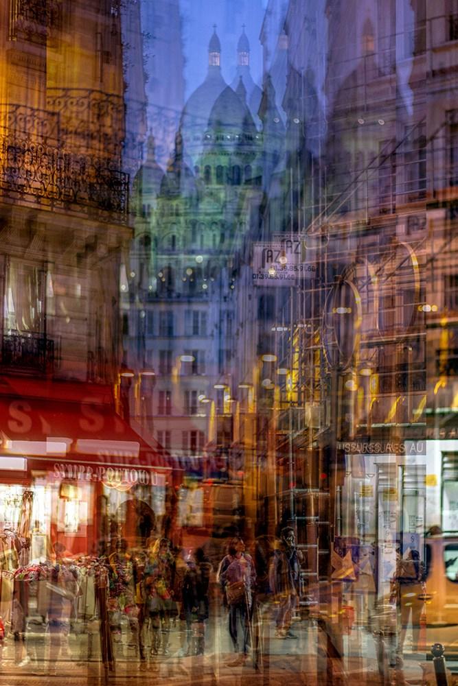 32. Ночь в Париже.