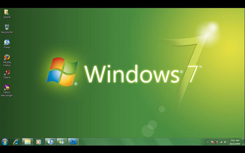 10. названием Longhorn. На ее разработку ушло пять лет, а выпущена она была в 2006 году. Windows 7 пришла в 2009 году. До сих пор она остается самой популярной версией операционной системы Windows. Пользователи любят ее за простоту и стабильность работы.