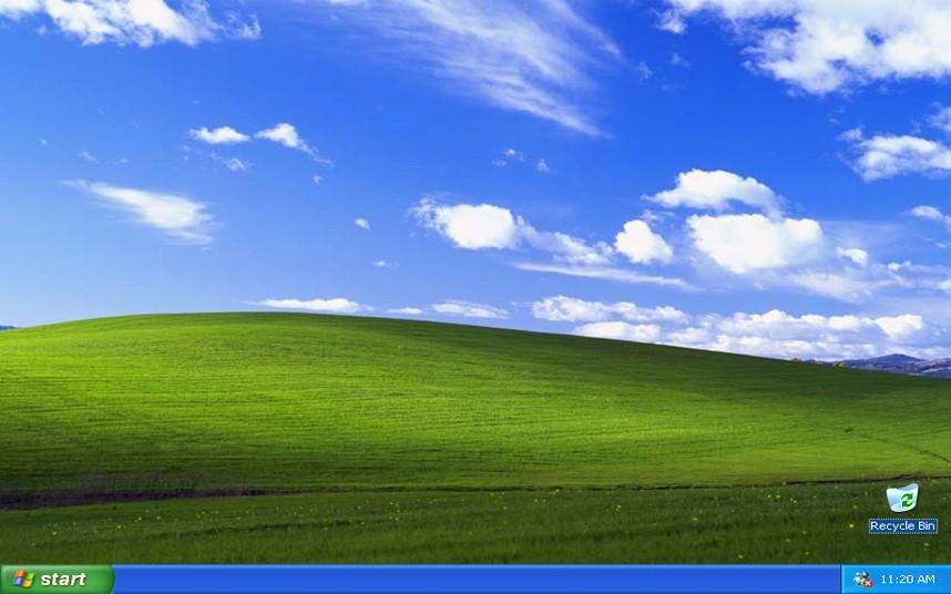 8. Windows XP Professional была выпущена в 2001 г. и отличалась своей защищенностью файловой системы и возможностью восстановления системы. Но главный бум произвел новый дизайн операционки.