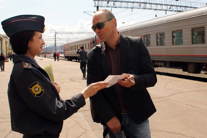 23. День транспортной полиции России.
