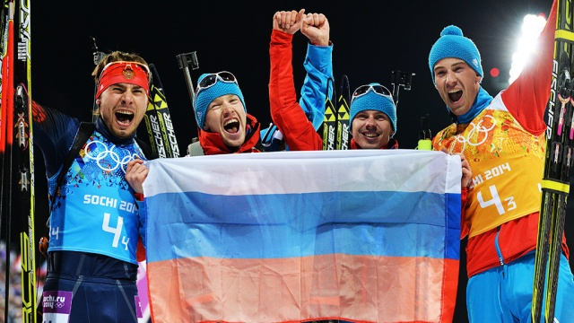 4. День зимних видов спорта в России.