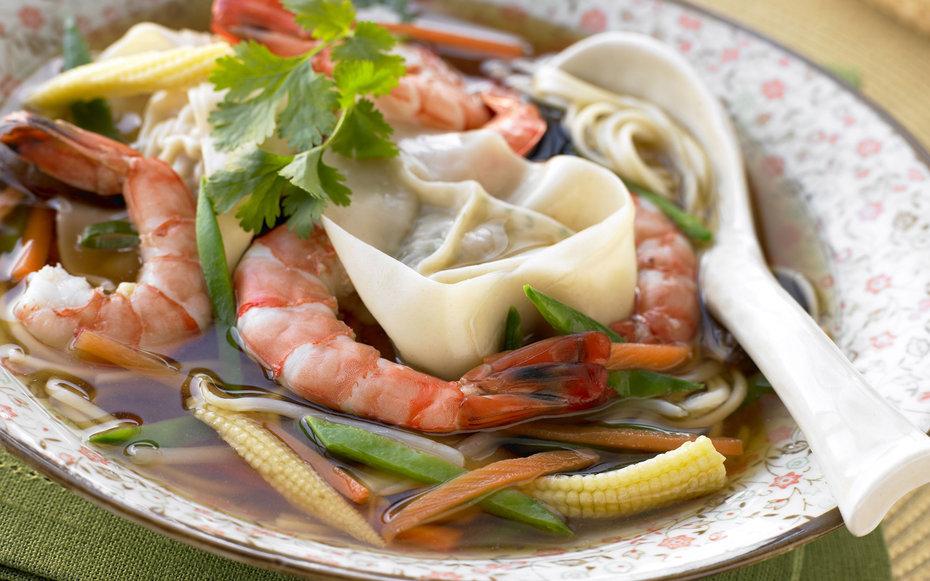 11. Таиланд – суп Том Ям Гунг.