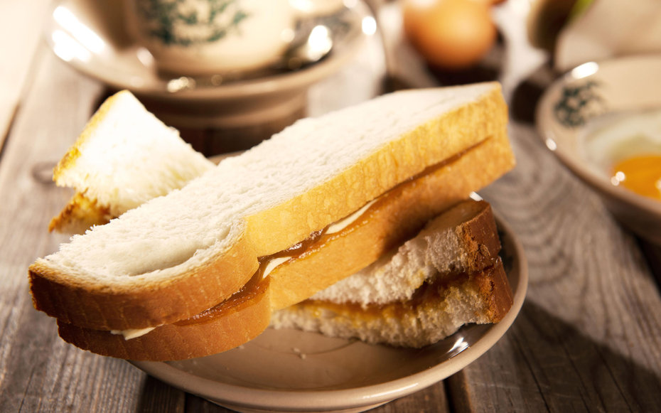12. Кая тост.