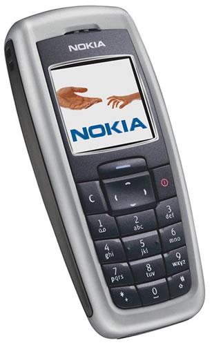 13. Еще один очень простой телефон - Nokia 2600. В нем нет камеры и Bluetooth, но он был очень популярен в 2004 году.