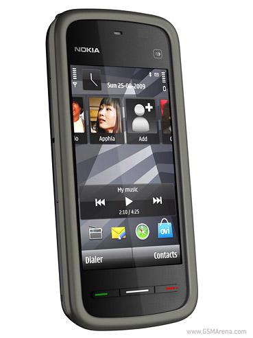 16. Nokia 5230 – очень популярный смартфон 2009 года.
