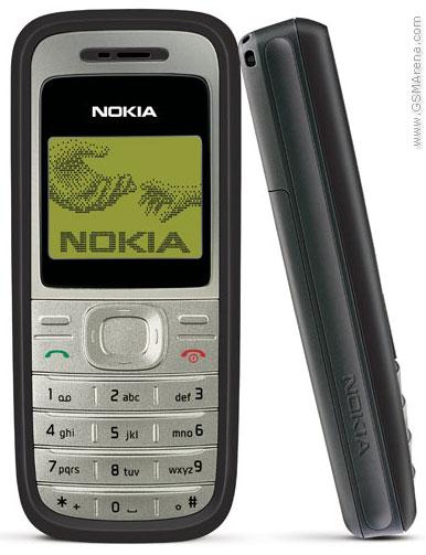 17. Еще один телефон способный держать заряд очень долго.  Nokia 1200 мог работать 390 часов без подзарядки.