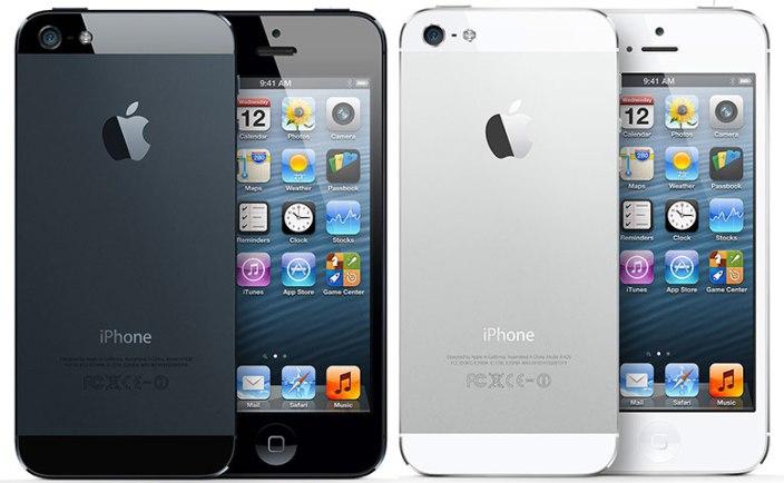 5. Популярнейший iPhone 5, по сравнению с предшественником имел большой дисплей (4 дюйма против 3,5 дюймов). Модель была выпущена в 2012 году и как любая продукция Apple стала объектом желаний миллионов пользователей.