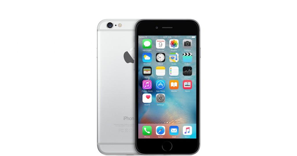 8. iPhone 6 и 6plus, пришедшие на смену пятой модели.