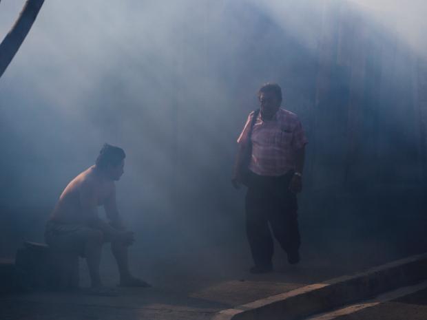 11. Случаи заражения были выявлены и в Никарагуа.