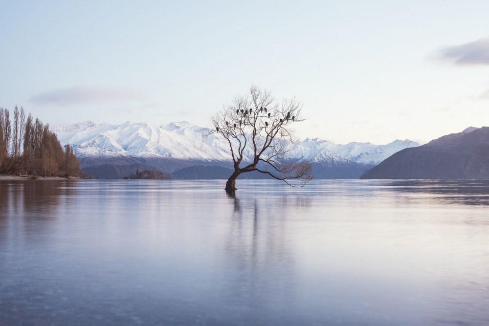 3. Озеро Уанака.