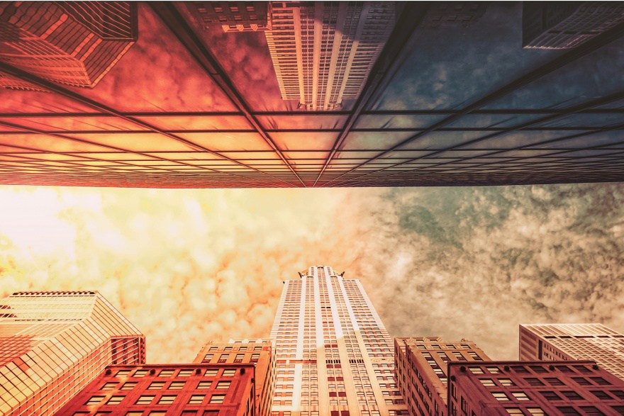 11. Окно в небо, Крайслер-билдинг, Нью-Йорк.