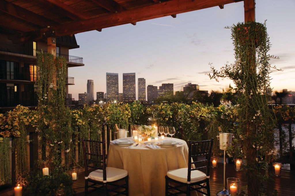6. Beverly Wilshire, Калифорния.