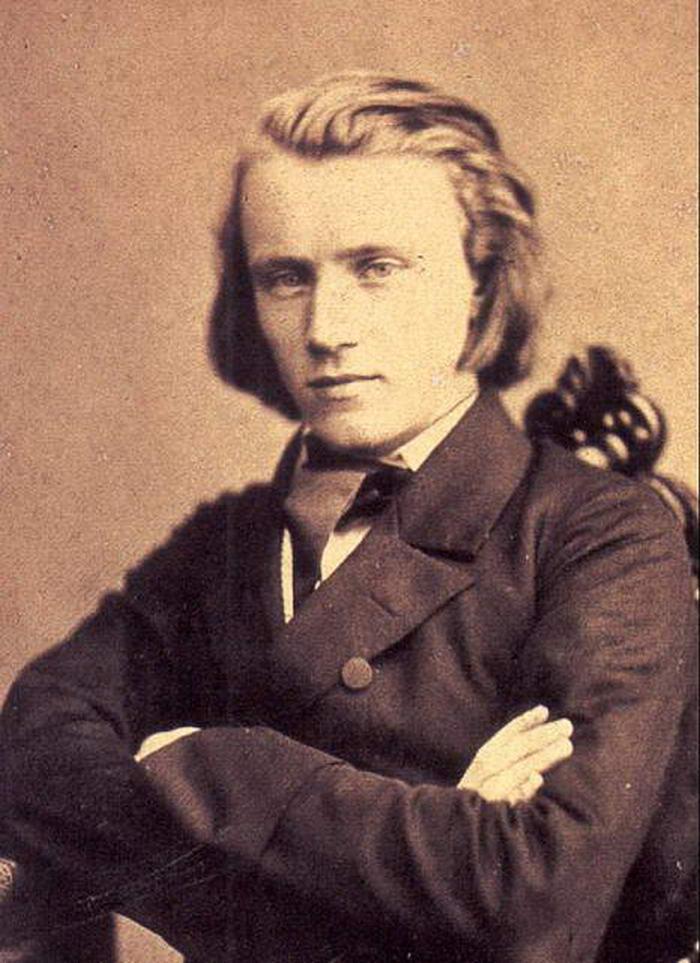 2.Иоганнес Брамс
