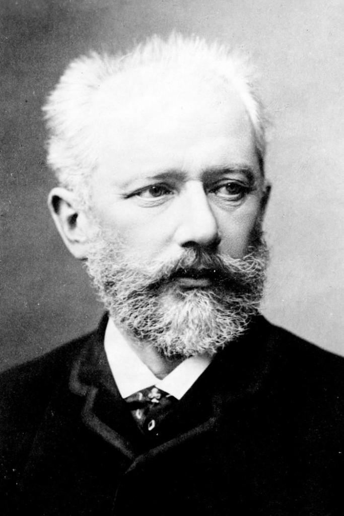 5.Петр Чайковский
