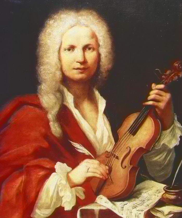 7.Антонио Вивальди