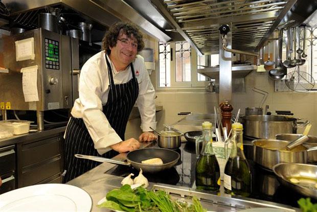 10. Фульвио Пьеранджелини. Этого повара называют послом итальянской кухни.