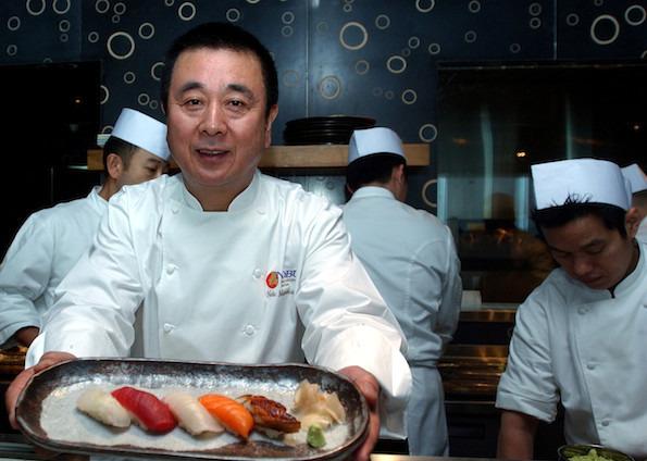 7. Нобуюки Нобу Мацухиса – мастер сочетания японской, перуанской и аргентинской кухонь.