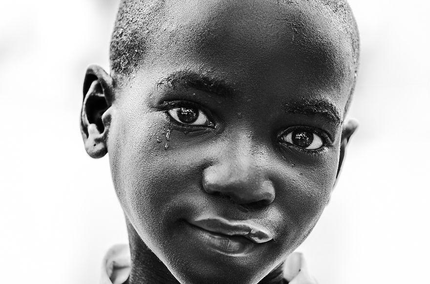 3. «У меня всегда была с собой камера, поэтому я с старался запечатлеть повседневную жизнь детей».