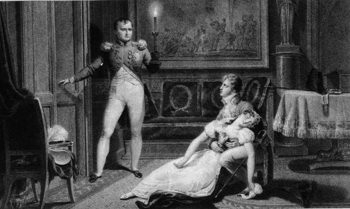 3 – Наполеон и Жозефина.