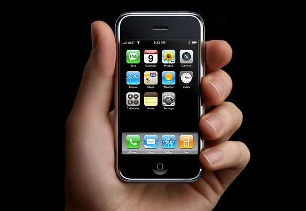 10. Apple's iPhone.