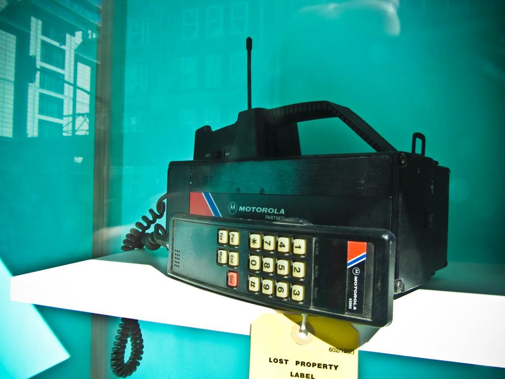 2. Motorola 4500X.