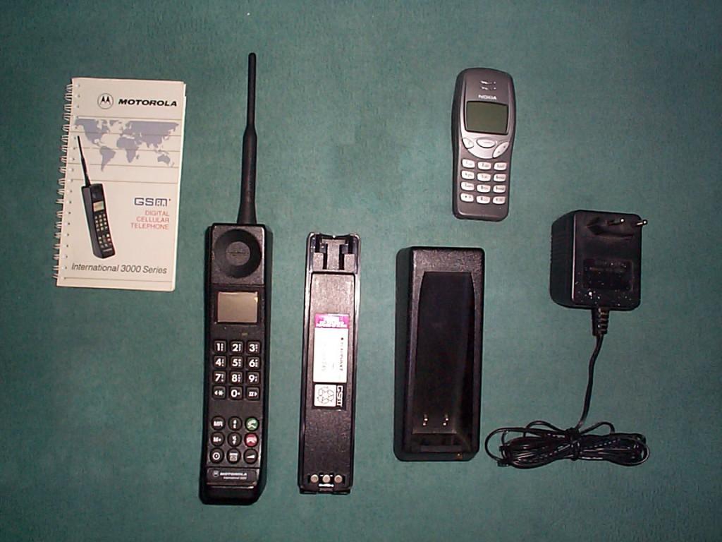 4. Motorola International 3200.