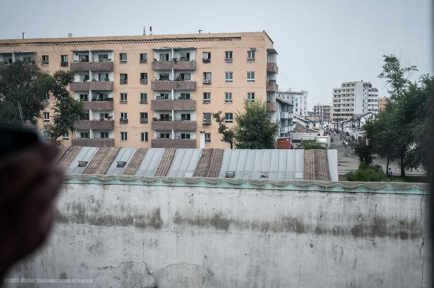4. Первое фото, сделанное фотографом в Северной Корее.