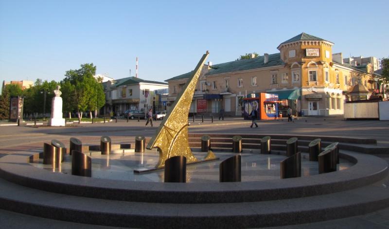 11. Белгород.
