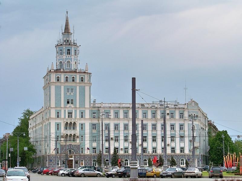 14. Пермь.