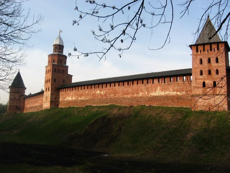 3. Великий Новгород.