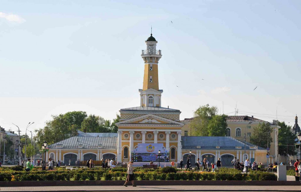 4. Кострома.