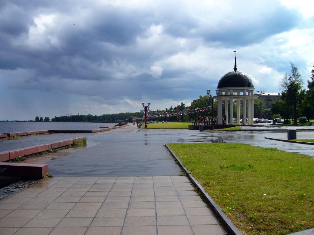 5. Петрозаводск.