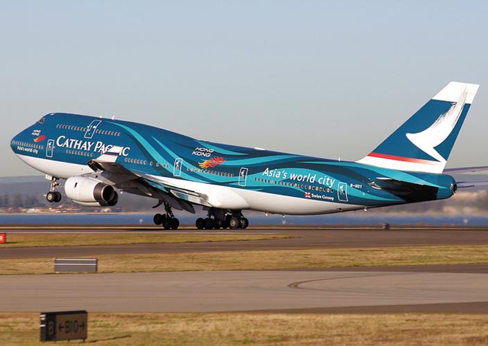1. Cathay Pacific Airways – Китай.